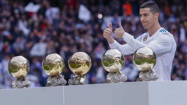 西媒嘲C罗:脱离皇马=无缘个人奖项!前队友携梅西成为最大赢家