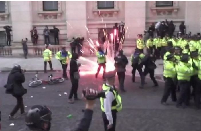 图片截取自BBC新闻视频