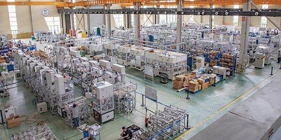 新经济新动能|探访中国唯一的七轴机器人生产基地