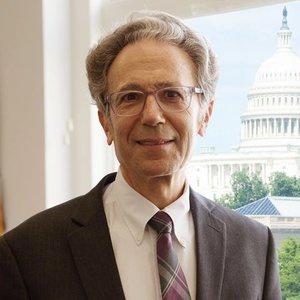 美国全球媒体署首席执行官迈克尔·帕克 图源:美国全球媒体署