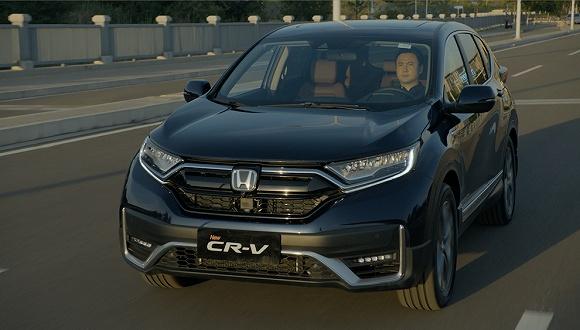 这款拥有200万中国用户的东风本田SUV发布它的最新款|新车