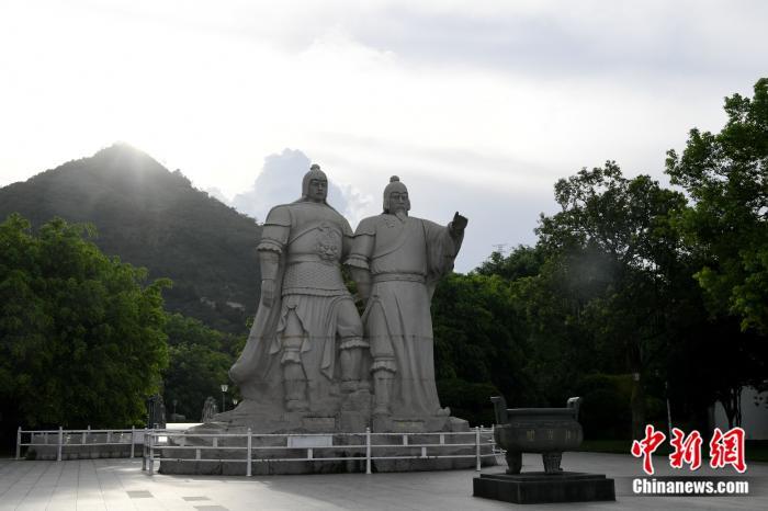 """探訪臺胞祖地福建漳州:""""根親""""文化促兩岸民間交流圖片"""