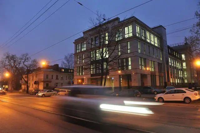 """位于圣彼得堡的""""俄罗斯互联网研究所"""""""