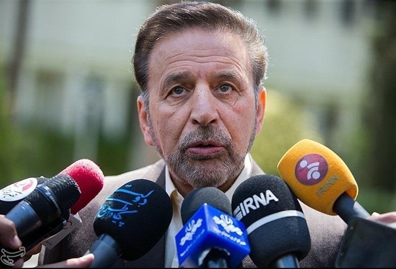 伊朗总统办公厅主任瓦埃齐 塔斯尼姆通讯社图