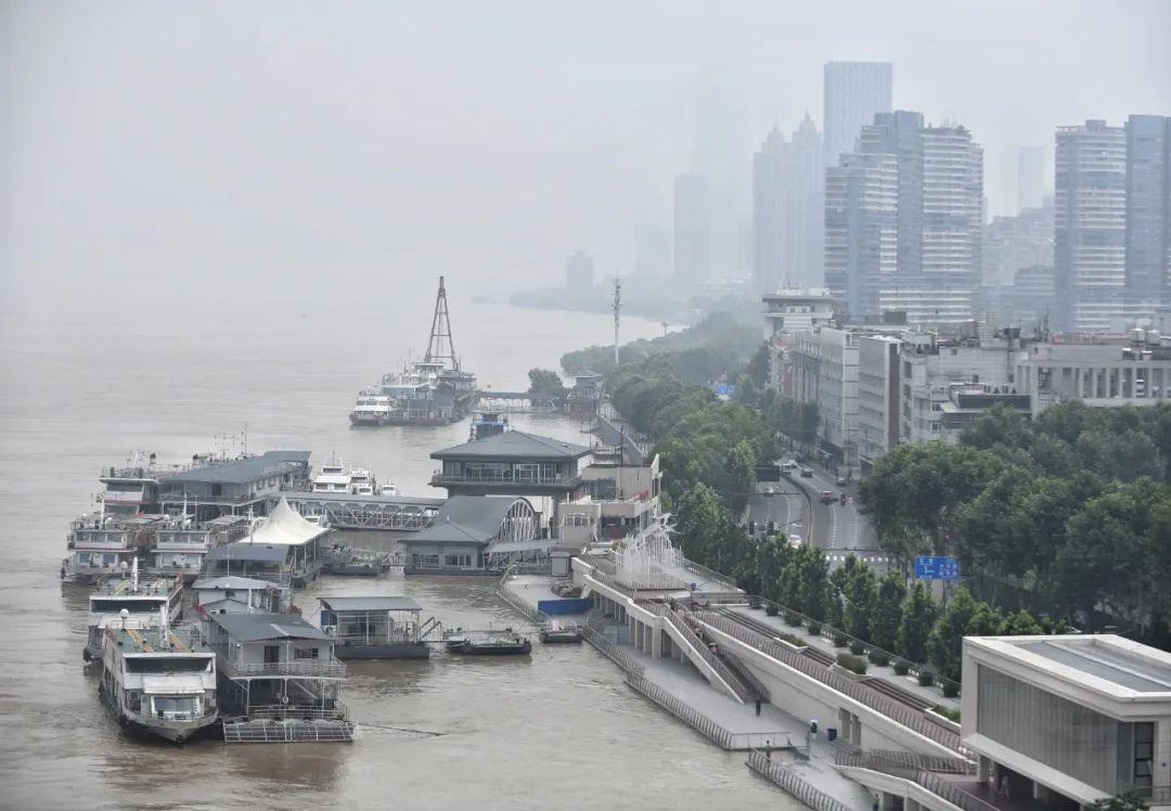 ????武昌中华路码头