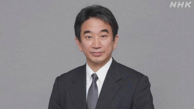 现任日本表务省官房长垂秀夫 图自:NHK