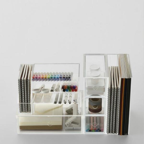 图| 无印良品的文具系列产品