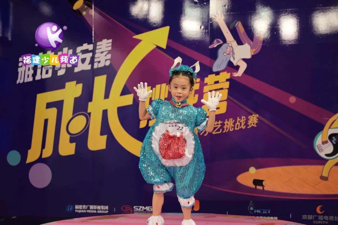 小安素才艺挑战VOL4:舞影艺术宝贝大显身手