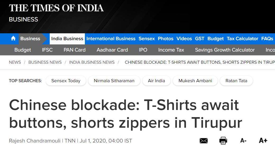 抵制中国?印度已经有人开始受不了了