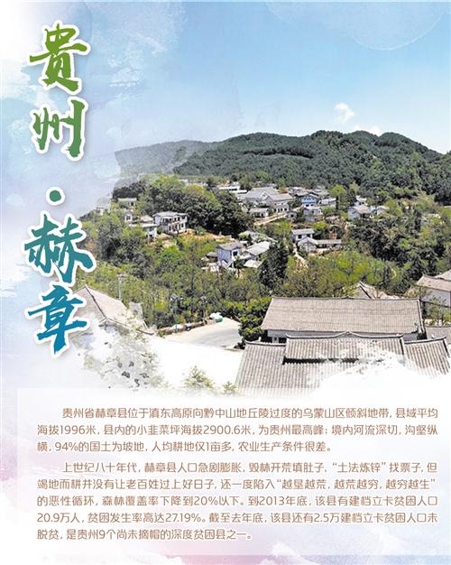 【决战终极脱贫攻坚】贵州赫章:力推生态产业化发展