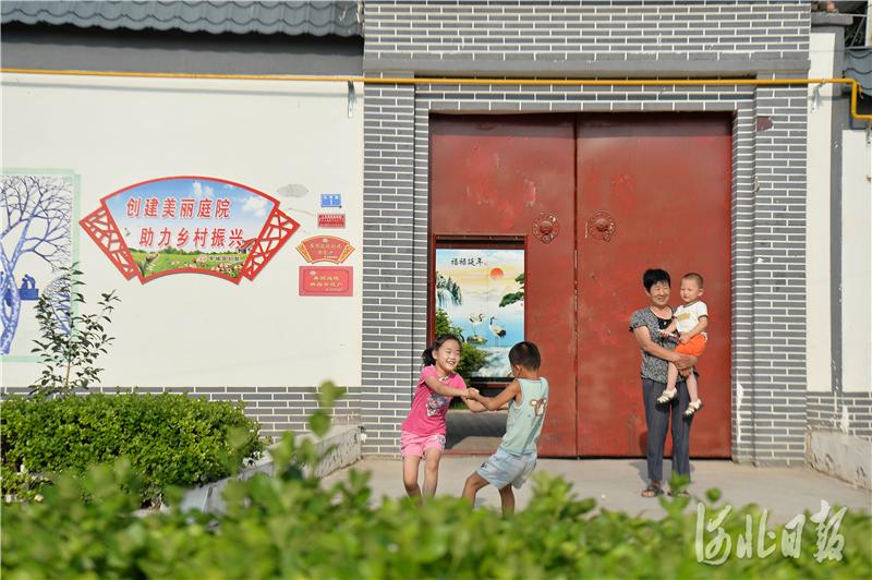 河北阜城:美丽乡村 幸福村民