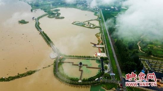 光山县:树立高质量发展理念 谱曲生态文明建设新篇