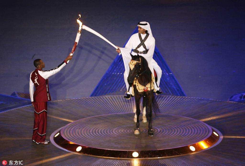 卡塔尔举办2006年多哈亚运会。