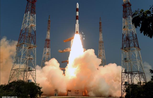 EMISAT在2019年4月1日发射升空