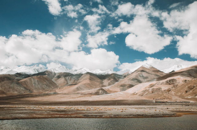 班公湖是中印边境冲突的一个地点