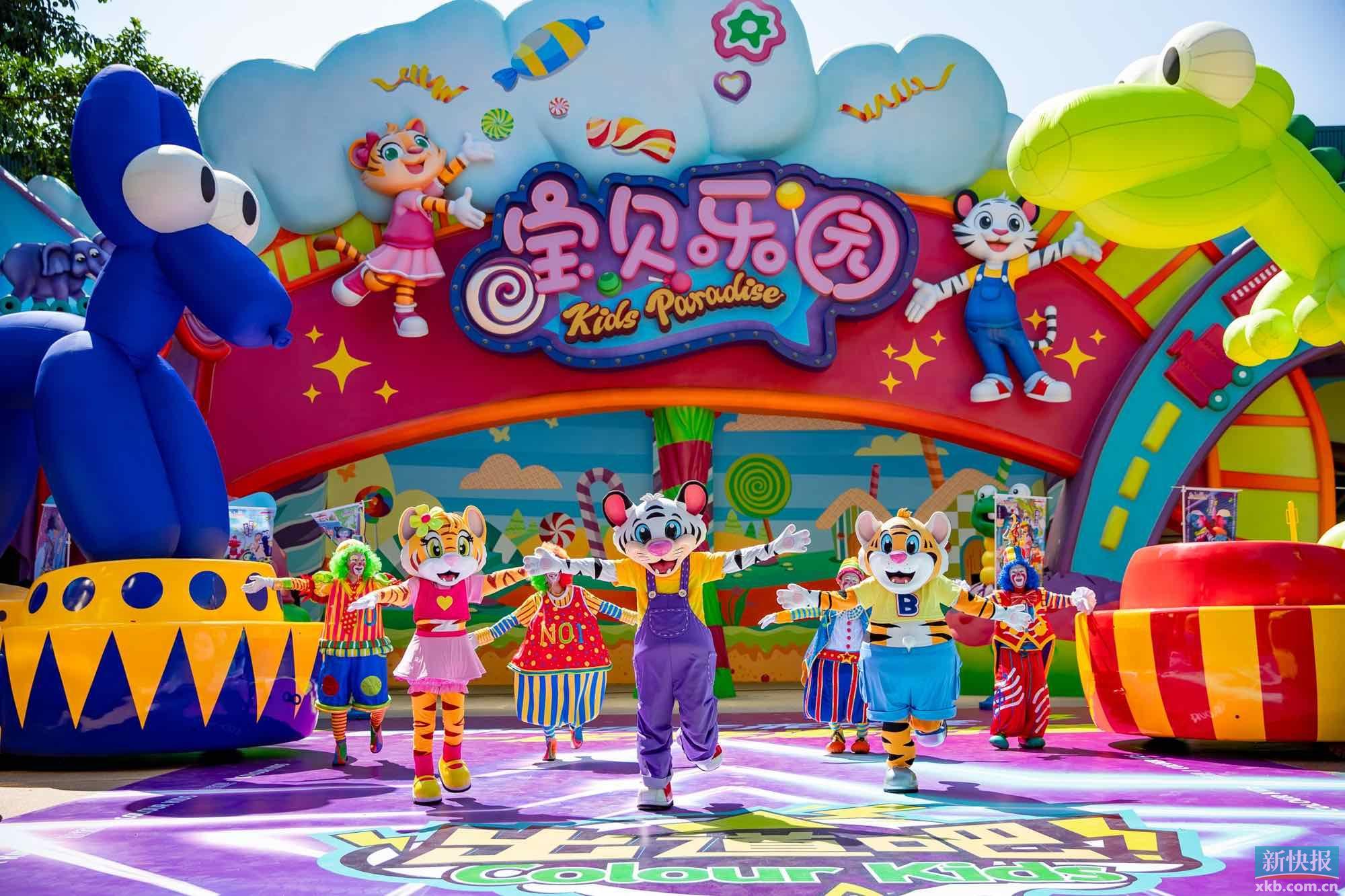 暑期家门口遛娃新玩法,从宝贝乐园到马戏小镇、曲奇工厂、时间城堡……