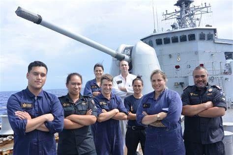 加拿大水兵改名性別更中立 欲借此招募更多女兵