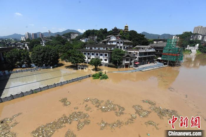 今年重庆发生61起自然灾害 致38个区县322万人受灾