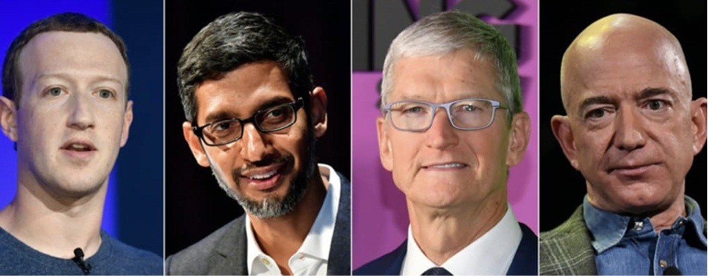 苹果等科技公司反垄断听证:未影响股价 集体发财报才是真正考验