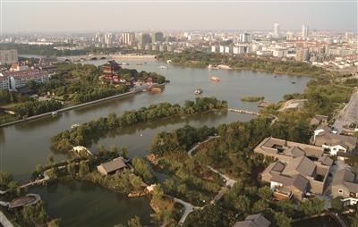 提升河湖管理能力 推展泰州河长制工作高质量发展
