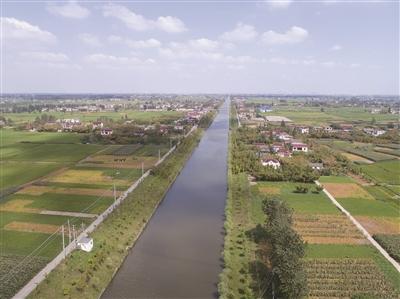 提高河湖治理能力 推展泰州河长制工作高质量发展