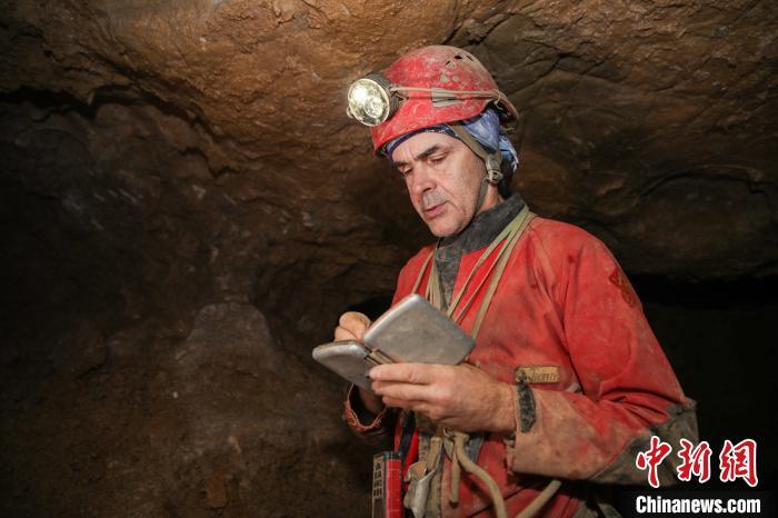 来自未知的吸引:法国洞穴探险家在中国探洞34年