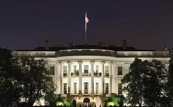 白宫(资料图)