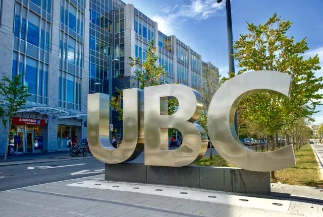 涉事的加拿大英属哥伦比亚大学(UBC)