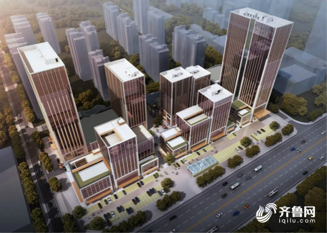 占地29252平!威海经区将新添一座综合商业中心