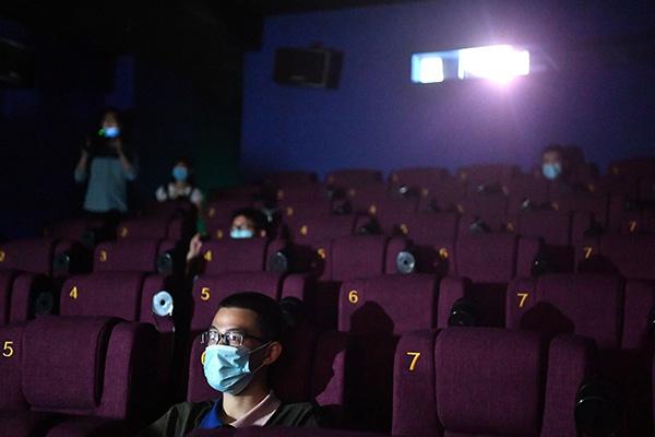成都各影院14日起上座率放宽至50% 不必中场休息