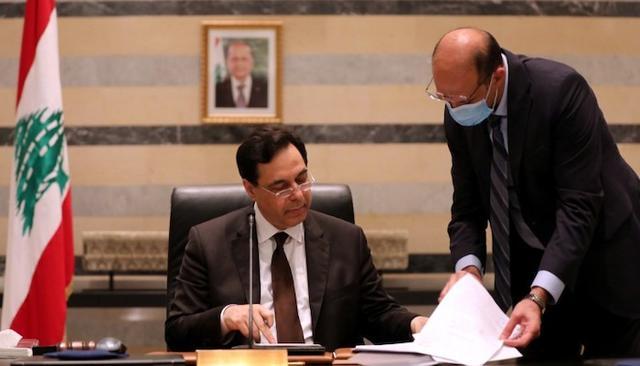 视频|部长辞职 群众骚乱 谁能解开黎巴嫩乱局