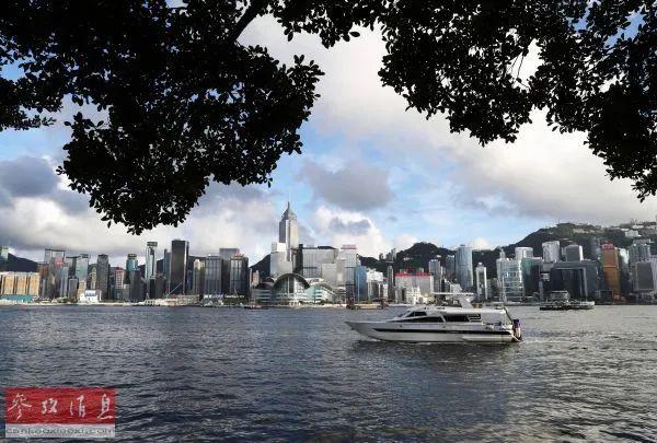 """香港出口品必须标""""中国制造"""" 港府回应了"""