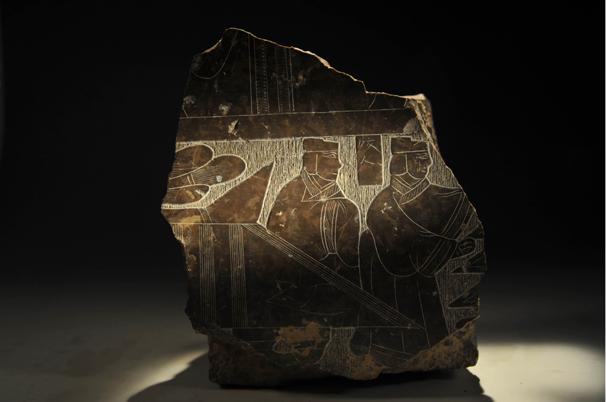画像石中的人物形象