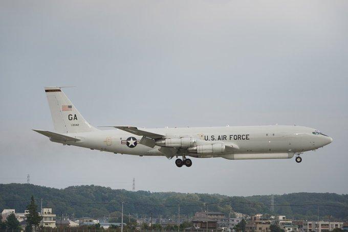 美军侦察机伪装民航抵近我国海岸?真相是这样的