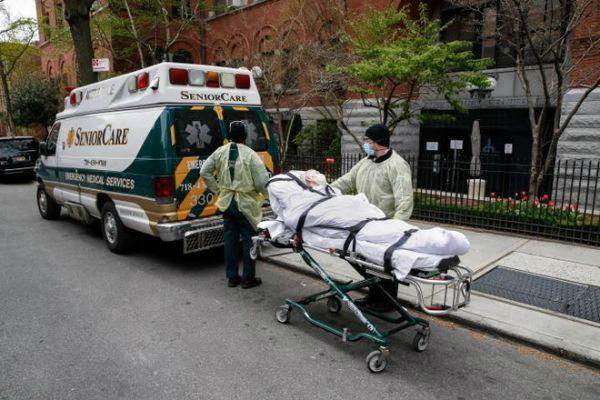 比同期统计数字高65%?纽约养老院新冠死亡人数成谜