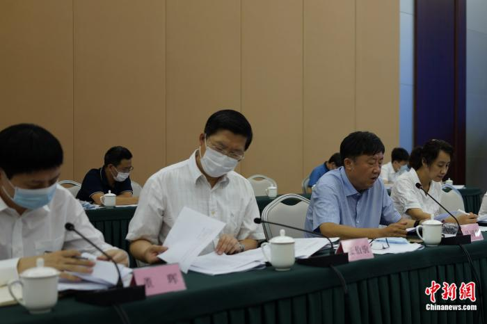 国铁集团科技和信息化部网信安全总监张伯驹。张旭 摄