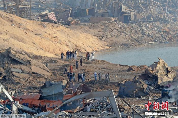 黎巴嫩爆炸敲警钟 韩釜山港存1240吨硝酸铵引忧