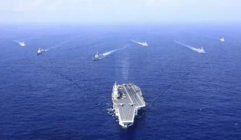 """解放军在台湾海峡演练""""瓮中捉鳖"""" 可从任何方向进攻插图(1)"""