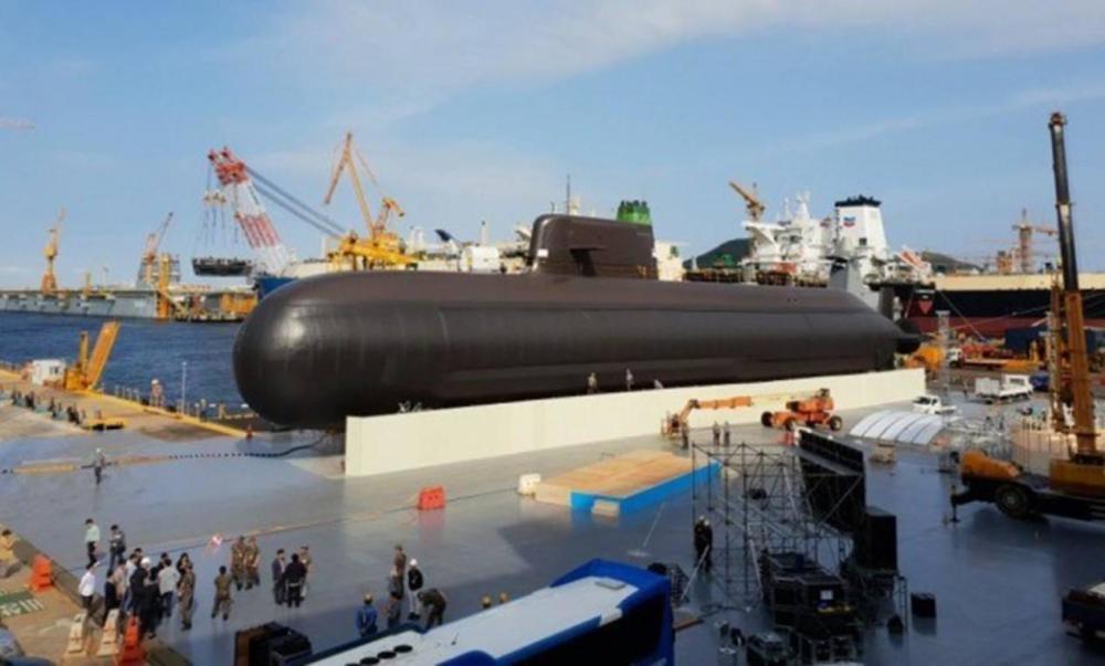 韩国欲建造战略核潜艇 对东亚战略平衡有重要影响