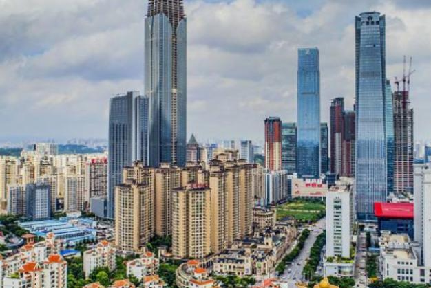 广西城市gdp_广西第二大城市,GDP仅次于首府南宁,还是广西第一大工业城市