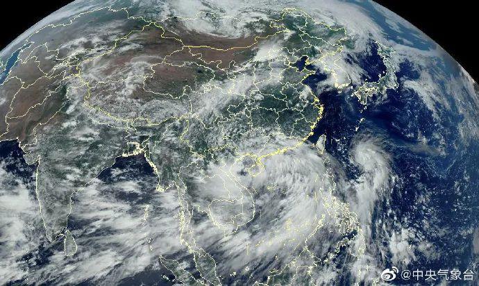 """4号台风""""黑格比""""分解!或在福建登岸!省防指启动IV级应急号召!"""