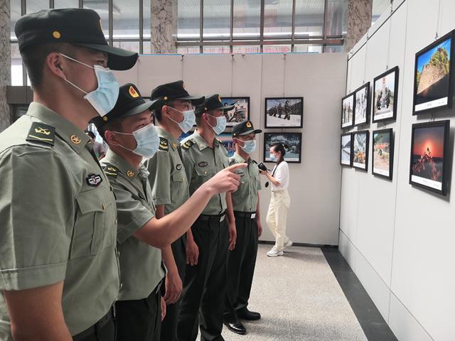 吉林省各地举行庆典建军93周年系列活动
