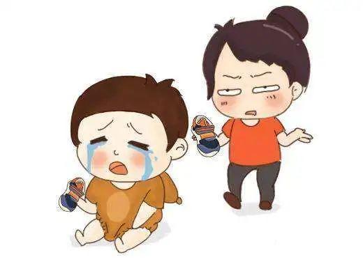 孩子因为玩具气急败坏,智慧的妈妈如何平息一场哭闹