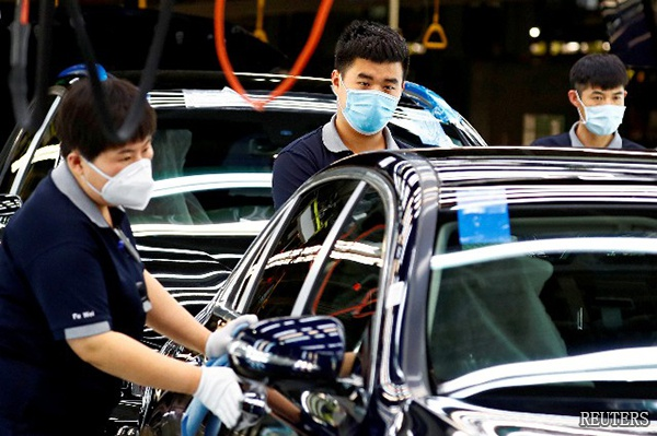 增长gdp_穆迪调高中国今年GDP增长预测至1.9%