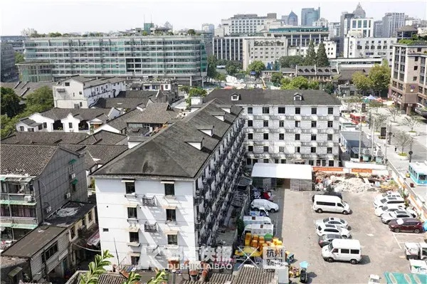 虽是一线西湖湖景房,却盼早日结束共用厕所的生活!杭州主城区的拆迁计划来了,包括建工新村、杭氧生活区等