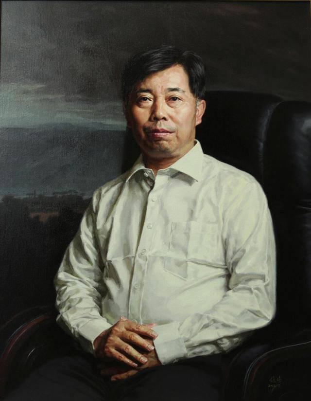 山东艺术学院油画系教授赵旸写实油画作品欣赏