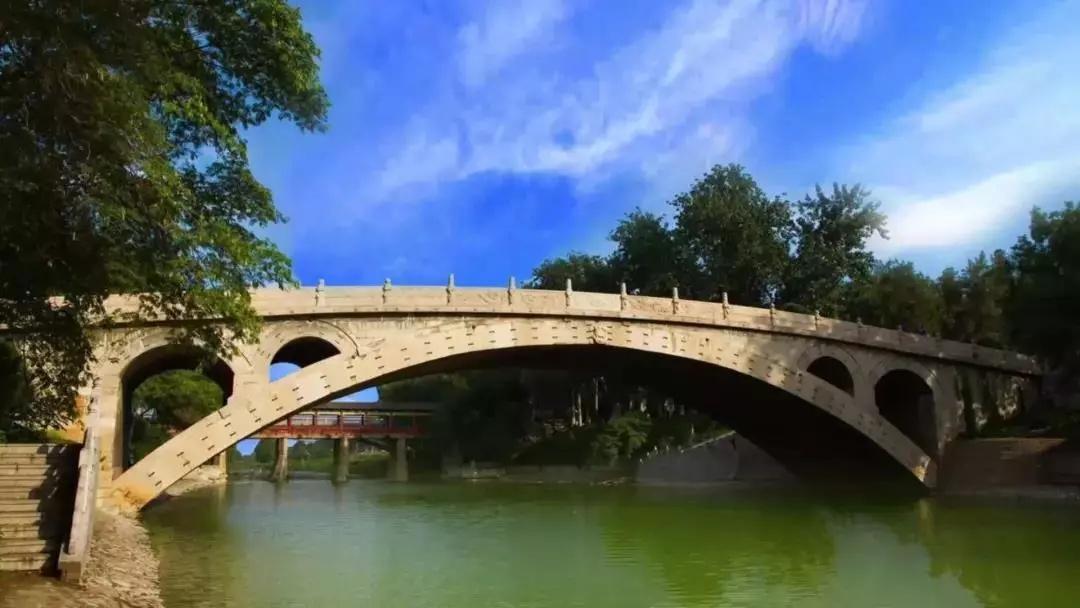 1400多岁的赵州桥上了热搜!原因竟在60多年前