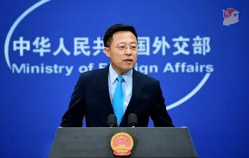 蓬佩奥称美中是否处于冷战问题在中共 外交部驳斥