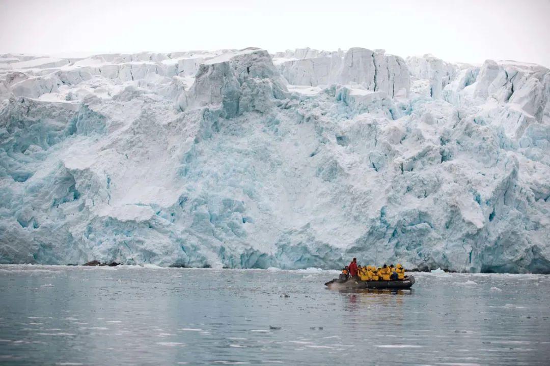 北极融化可能被放出病毒?