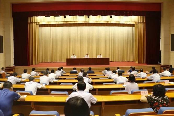 山东淄博市长于海田已出任山东省工信厅党组书记